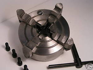 100mm/4jaw/Self-centering Chuck