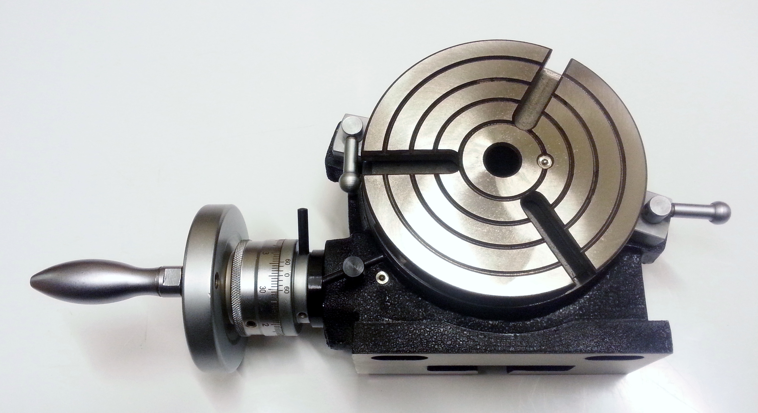 High Precision 6 Quot Horizontal Amp Vertical Rotary Table