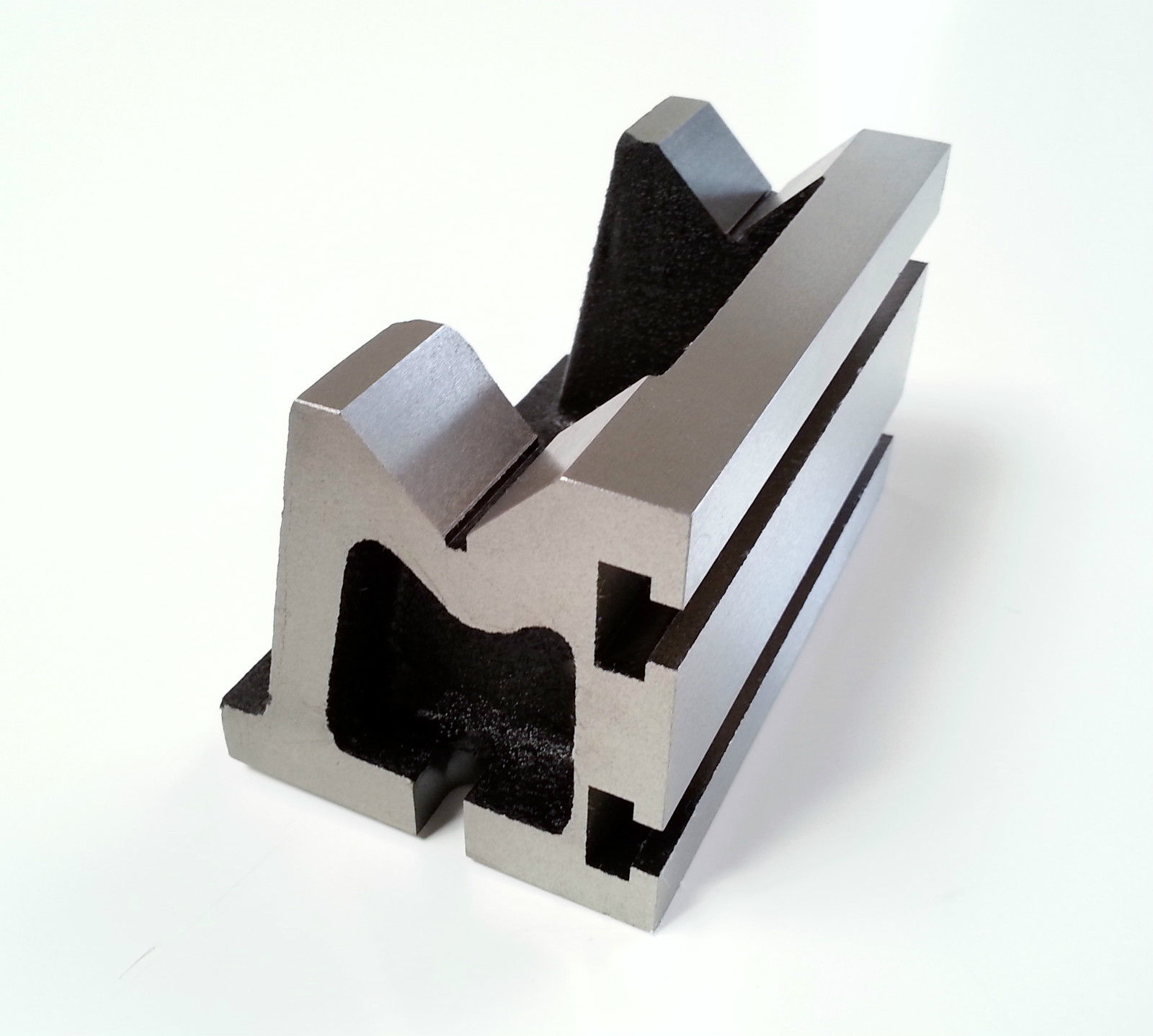 Vee Angle Plate 3 Quot X 3 Quot X5 Quot Tee Slotted