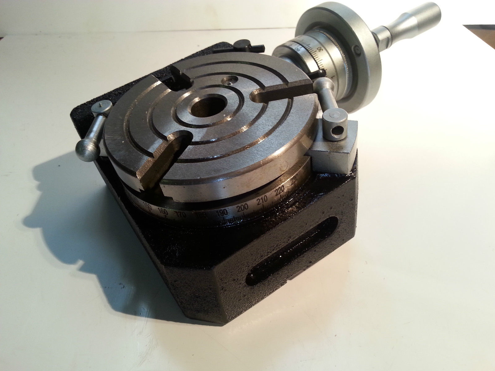 Amadeal High Precision Hv 4 Quot Rotary Table