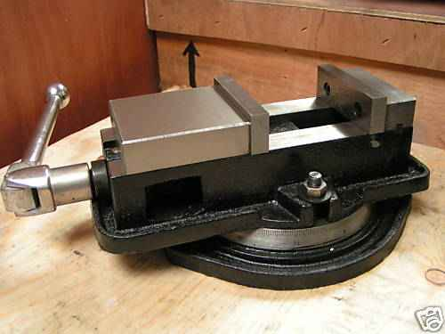 Swivel Milling Vice
