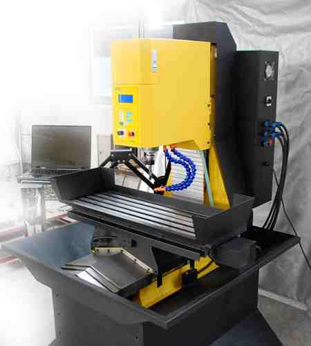 Syil X7 Plus Cnc Milling Machine