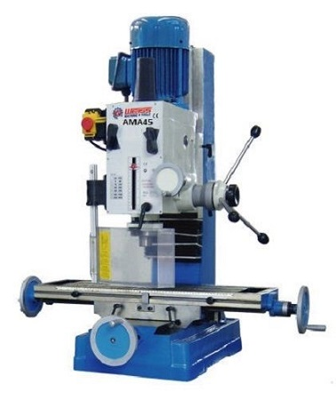 Single phase milling machine