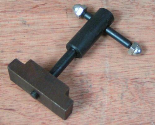 Mini Lathe Carriage Lock