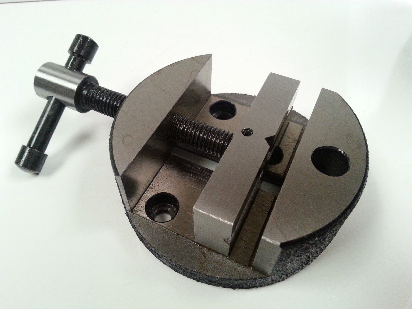 4 Quot Round Vice For Rotary Table Or Vertical Slide